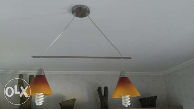 Lamp for kitchen