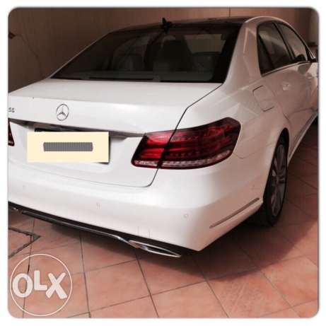 MERCEDES E 250 like new full option Panoramic