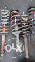 belishtein golf2 coil overs