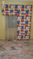 Curtain (200$)+ 2 couvre lit(100$) for children bedroom