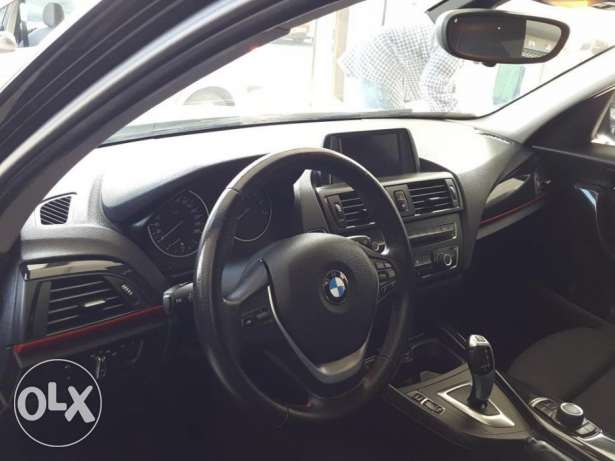 BMW 118 1.6L Twin Turbo Sport Bassoul& Hneine Warranty 0 Accidents أشرفية -  5