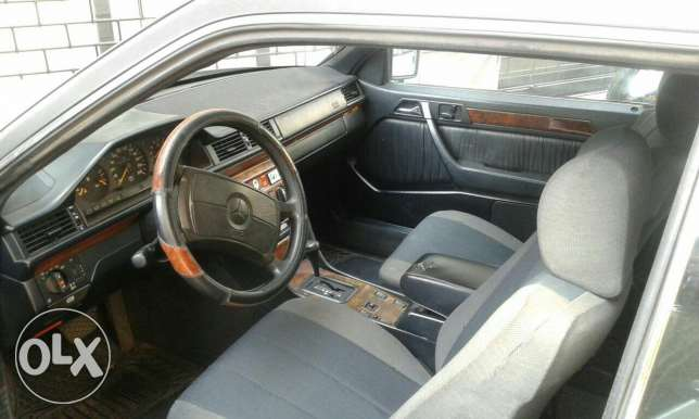 Benz 300 ce 6 cylender 1991 full غدير -  1