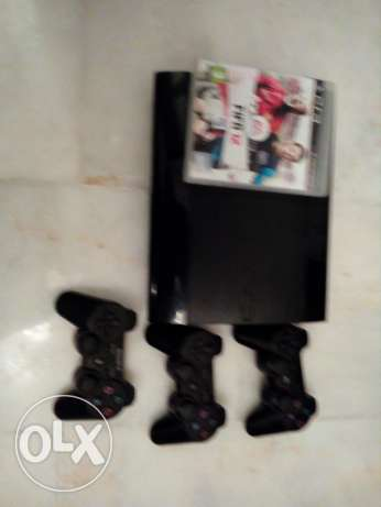 Sell ps3 with 3 controllers