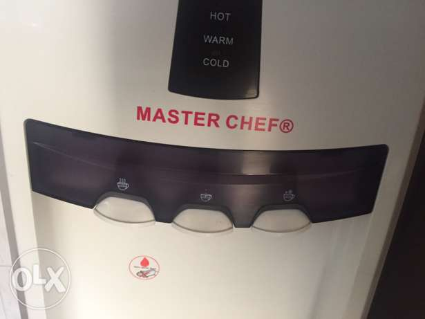 water cooler masterchef for sale