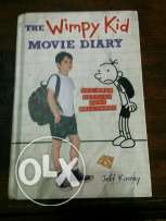 Wimpy Kid books including the movie diary