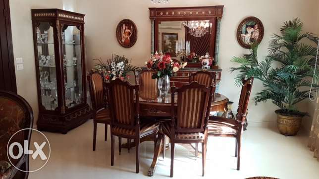 classic style furniture (salon and dining room) بعبدا -  1