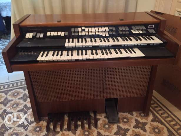 Orgue Antique البطركية -  1