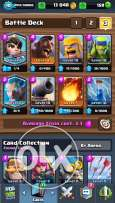 need apple watch trade for 2 excellent clash royale