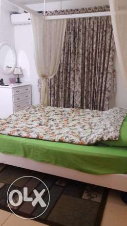 Furnished flat to rent