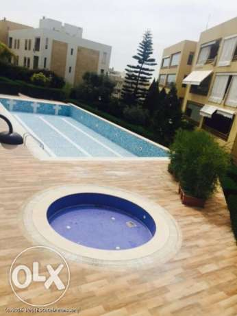 A 160 meter furnished apartment for rent in Adma/ near Sabis School