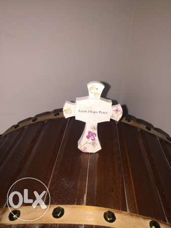 Hand Made Cross