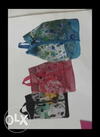 beach back pack all colors..