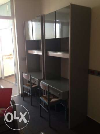 furnished apartment for rent in dekweneh front of nefaa سن الفيل -  1