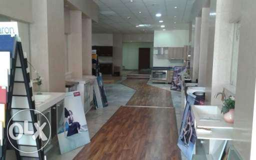 Showroom for Rent - Jamhour Highway