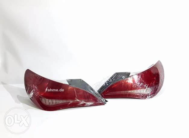 Mercedes Rear Lights Set For A-W117 CLA طقم ستوب مرسيدس اكزنون ٢٠١٤