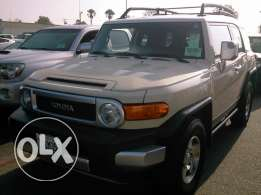 2008 TOYOTA One Owner FJ CRUISER 4X4 Great Condition, Clean Carfax