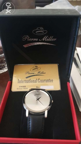 Pierre miller swiss watch