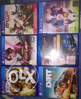 Ps4 games used as new