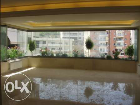 210 sqm apartment for sale in a luxurious area in Mar takla Hazmieh