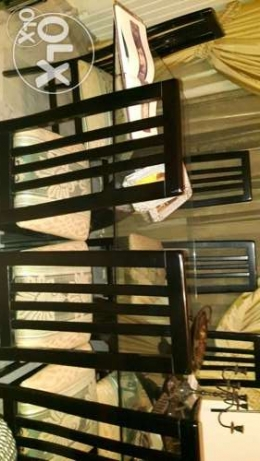 brand new table and its 8 chairs for a dining room المرفأ -  3