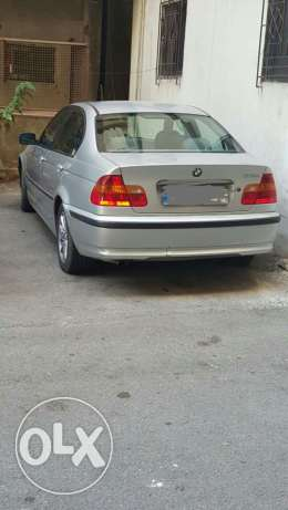 Bmw 325i 2002 for sale سن الفيل -  2