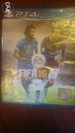Fifa 16 on ps4 for sale
