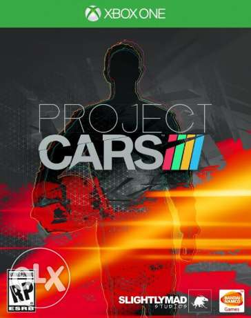 Project cars game DVD for Xbox one المتن -  1