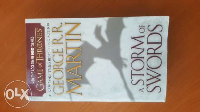 A Storm of Swords by George R. Martin