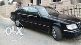 Mercedes Shabah 94 s 320 inkad