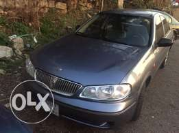 nissan sunny full model 2004 automatic