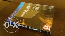 MORTAL KOMBAT X special edition for PS4