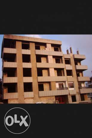 Unaccomplished building in New-Sehaileh for sale