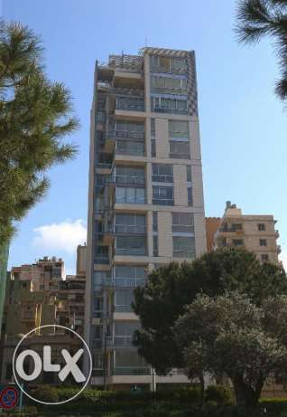 New apartment for rent in Beirut-Zoukak el Blat facing Solidere 225sqm
