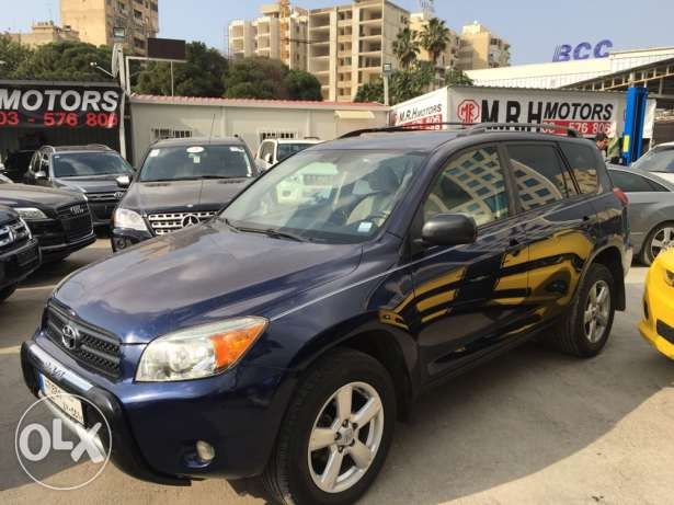 Toyota Rav4 2006 Blue in Good Condition!