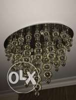 chandelier used as new