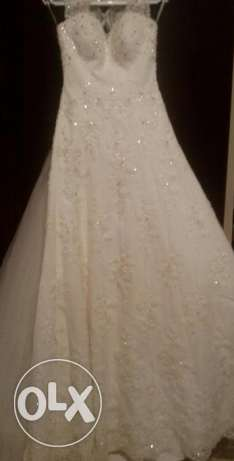 Wedding Dress Made in Turkey