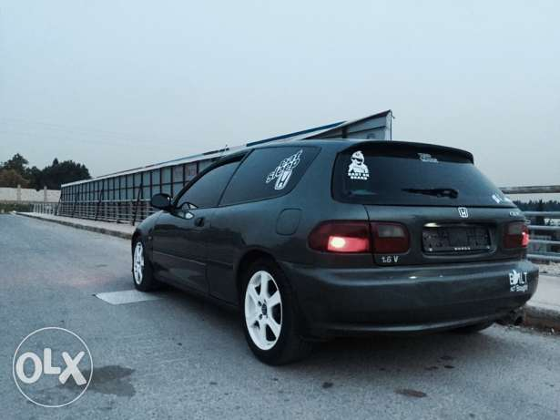 honda civic 94 full auto mkayafe