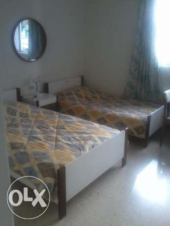 ZN90, Furnished apartment for rent in Dbayeh, 30 sqm, 4th Floor.