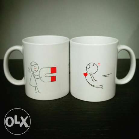 Minedesignlb - Valentine - Couple mugs