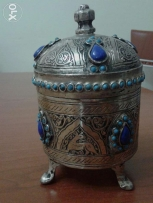 Silver handmade antique 430gr