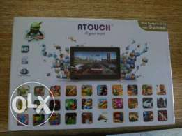 ATouch tablet with Games