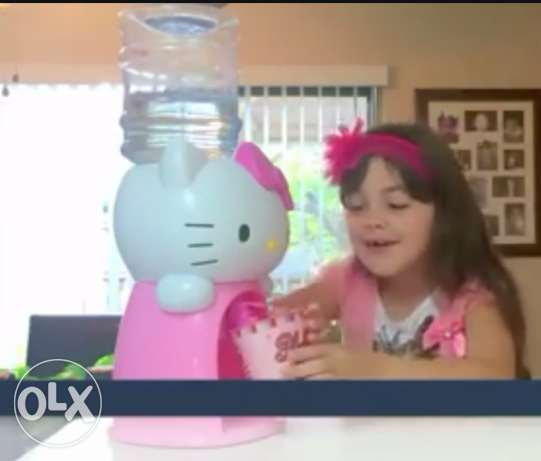 Hellokitty dispenser المرفأ -  3