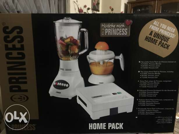 Princess brand new full package