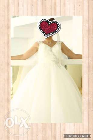 Wedding Dress Organza from USA New
