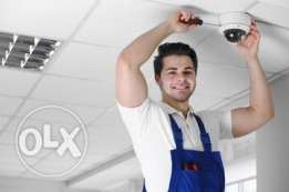 CCTV Technician needed in north lebanon كاميرات مراقبة