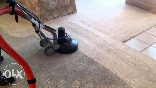 Professional carpet & furniture cleaning equipment