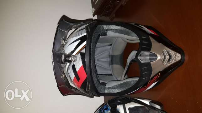 Helmet la cross