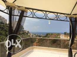 Decorated 185sqm apartment for sale in Dbayeh
