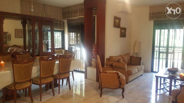 190m2 apartment hazmieh mar takla