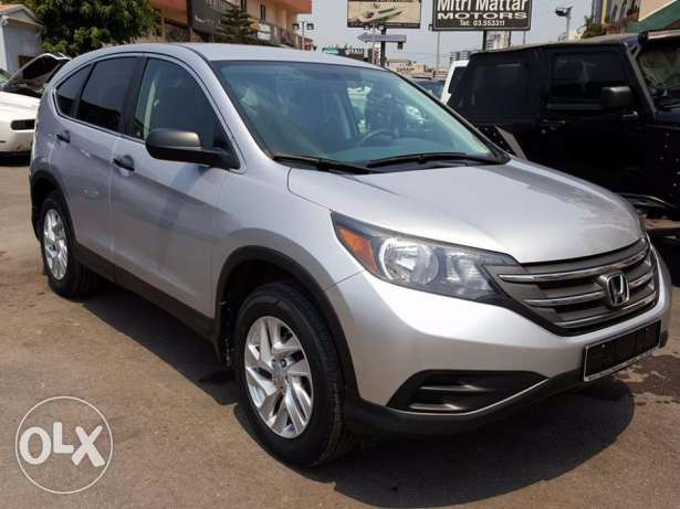 Clean Carfax Honda CRV in excellent condition